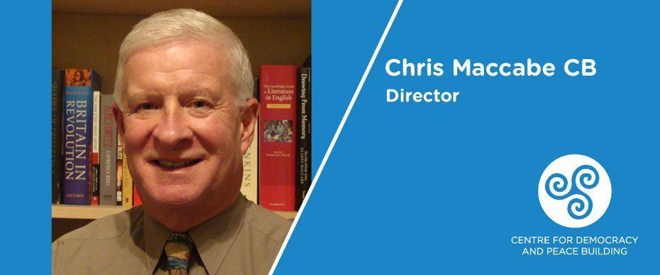Chris Maccabe, CB