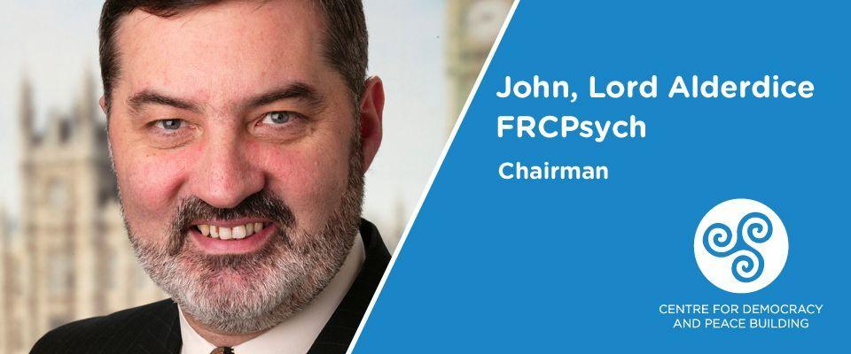 John, Lord Alderdice FRCPsych