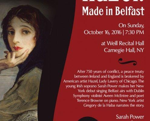 Hazel Made in Belfast