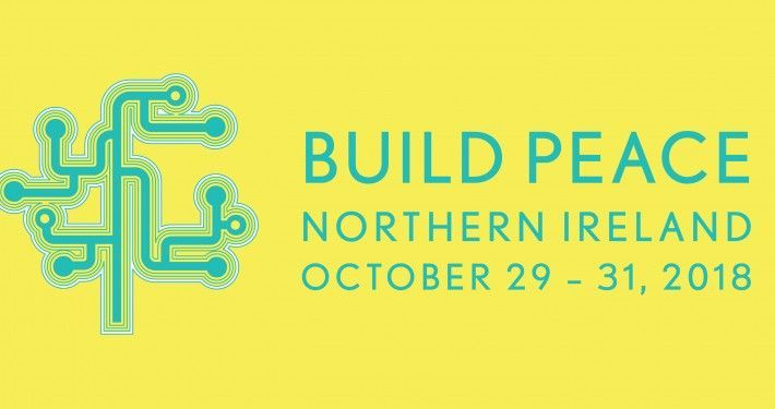 Build Peace Banner