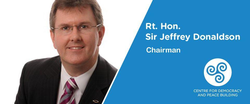 Rt. Hon. Sir Jeffrey Donaldson