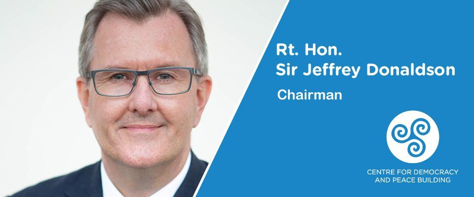 Rt. Hon. Sir Jeffrey Donaldson