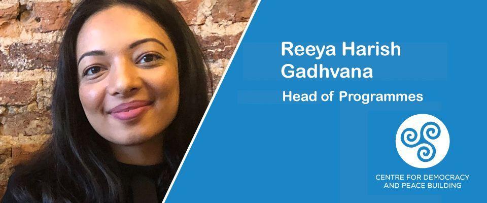 Reeya Harish Gadhvana